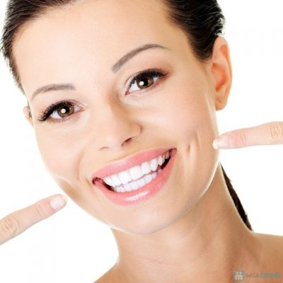 Cách làm trắng răng đẹp tự nhiên