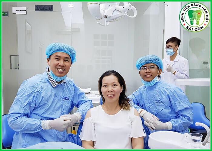 cấy ghép Implant công nghệ dio