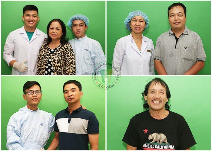 khách hàng implant