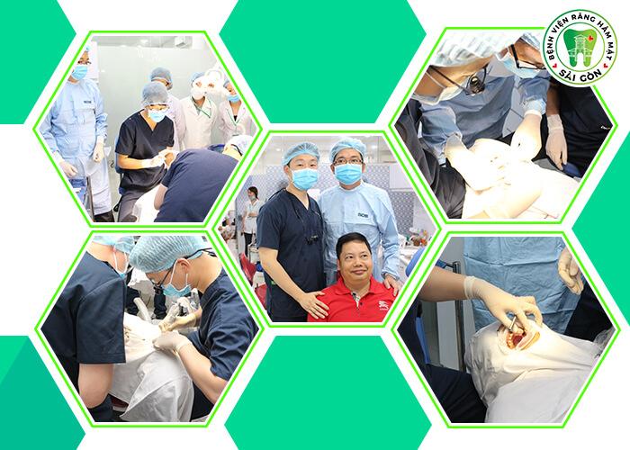 phục hình Implant nhanh chóng