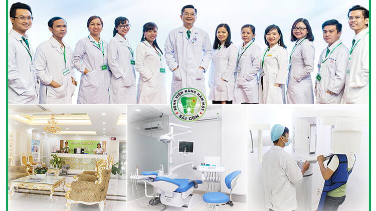 cơ sở vật chất nha khoa