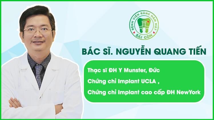 bác sĩ Implant