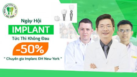 ngày hội Implant