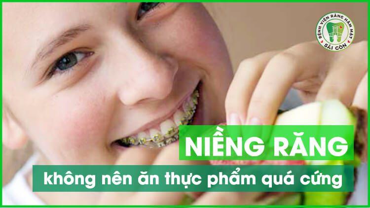 niềng răng giảm cân