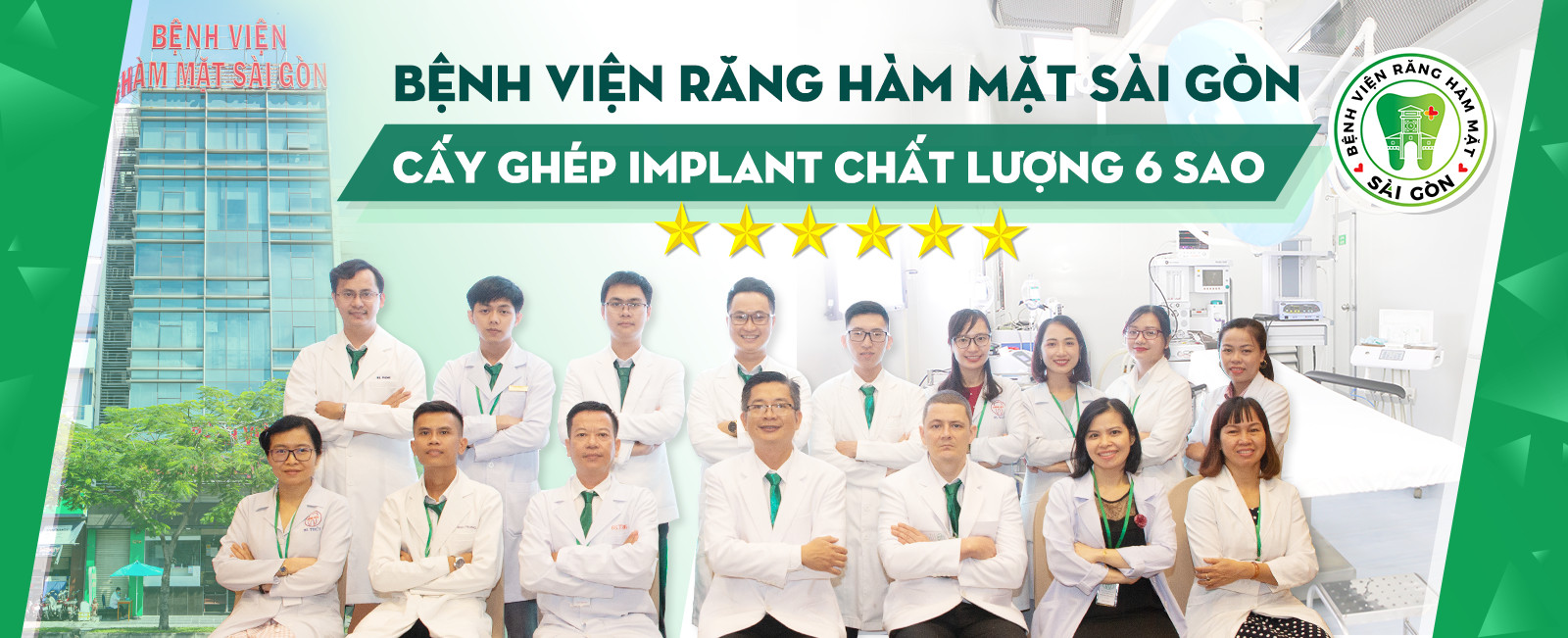 cấy ghép implant chất lượng 6 sao